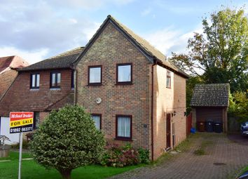 Thumbnail 2 bedroom semi-detached house for sale in Bridger Way, Crowborough