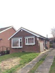 Thumbnail 2 bedroom detached bungalow to rent in Fieldway Close, Rodley, Leeds