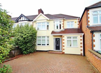 Thumbnail End terrace house for sale in Buckhurst Way, Buckhurst Hill, Essex