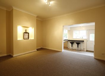 Thumbnail 2 bed end terrace house for sale in Allan Street, Rotherham