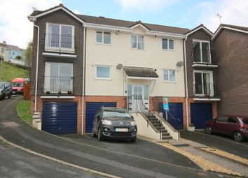 Thumbnail 2 bed flat for sale in Biscombe Gardens, Saltash