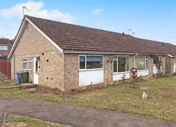 Thumbnail 2 bedroom semi-detached bungalow for sale in Lansbury Road, Halesworth
