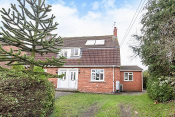 Thumbnail 3 bed semi-detached house for sale in 6 Heathway, Corsley, Warminster