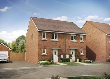 "Thumbnail 2 bed semi-detached house for sale in ""The Belford - Plot 341"" at The Village, Emerson Way, Emersons Green, Bristol"