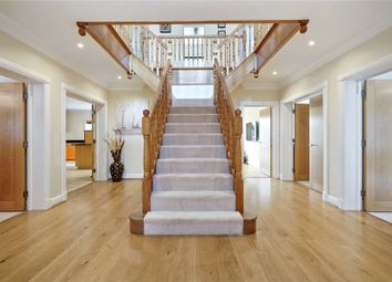 Thumbnail 5 bed detached house for sale in Boundary Park, Weybridge, Surrey