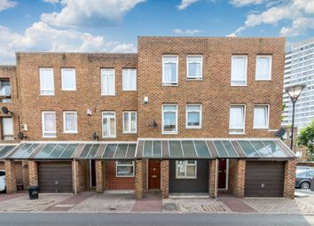 Thumbnail 4 bedroom terraced house for sale in Bruce Road, London