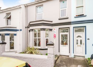 Thumbnail 3 bed terraced house for sale in Federation Road, Plymouth