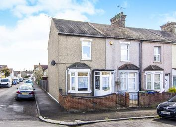 Thumbnail 3 bed end terrace house for sale in Arthur Street, Grays