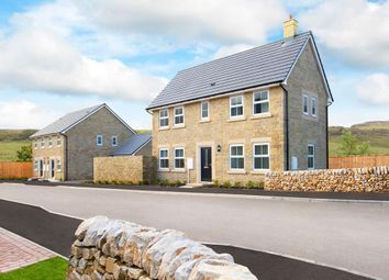 "3 bed detached house for sale in ""Ennerdale"" at Burlow Road, Harpur Hill, Buxton SK17"