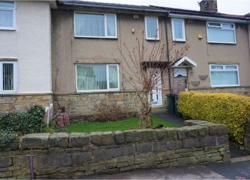 Thumbnail 3 bed terraced house for sale in Ashbourne Road, Keighley