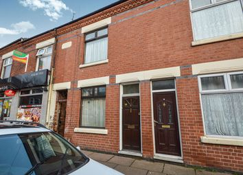 Thumbnail 2 bed terraced house for sale in Meynell Road, Leicester