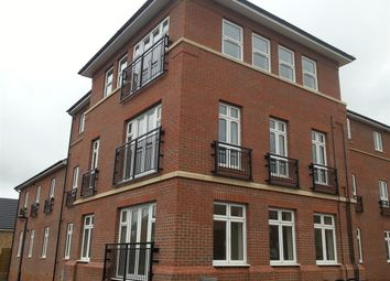 Thumbnail 2 bed flat to rent in Beauvais Avenue, Shortstown, Bedford