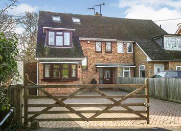 Thumbnail 5 bed semi-detached house for sale in London Road, Tonbridge