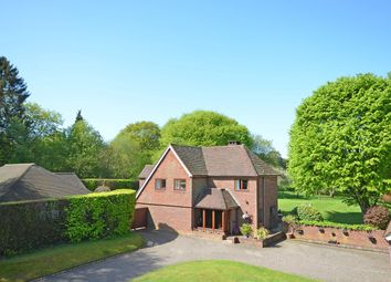Thumbnail 4 bed detached house for sale in Hurtwood Lane, Farley Green, Albury, Guildford