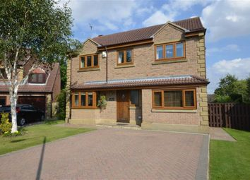 Thumbnail 5 bed detached house for sale in The Elms, Ackworth