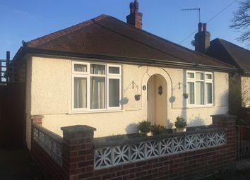 Thumbnail 2 bed detached bungalow for sale in Springfield Road, Ashford, Surrey