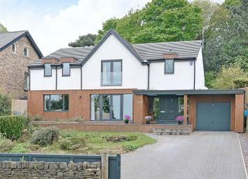 Thumbnail 5 bed detached house for sale in Abbey Lane, Ecclesall, Sheffield