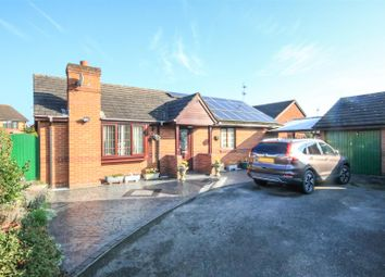 Thumbnail 3 bed detached bungalow for sale in St. Lukes Close, Dunsville, Doncaster