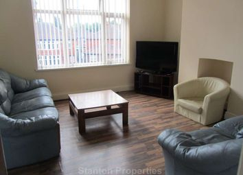 Thumbnail 5 bed flat to rent in Mauldeth Road, Fallowfield, Manchester