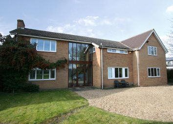 Thumbnail 6 bed detached house to rent in Huntingdon Road, Cambridge