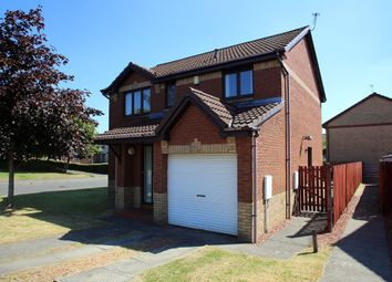 Thumbnail 4 bed detached house for sale in Swallow Gardens, Glasgow