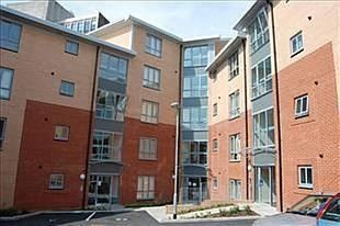 Thumbnail 2 bed flat to rent in Craggs Row, Preston