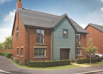 "Thumbnail 5 bed property for sale in ""The Highmore"" at Smisby Road, Ashby De La Zouch, Leicestershire"