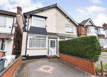 Thumbnail 3 bed terraced house for sale in Reservoir Road, Erdington, Birmingham, West Midlands