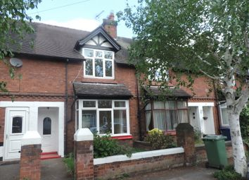 Thumbnail 3 bed terraced house to rent in St. Georges Road, Stafford