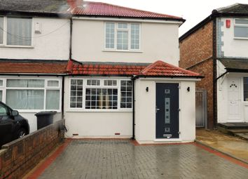 Thumbnail 3 bedroom semi-detached house for sale in Whittington Avenue, Hayes