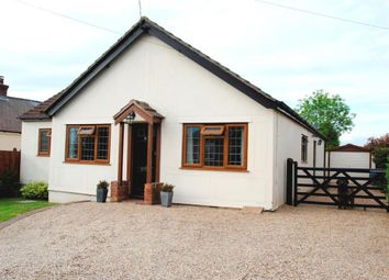 Thumbnail 3 bed detached bungalow for sale in Brook Road, Tolleshunt Knights, Maldon