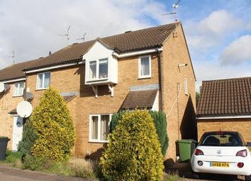 Thumbnail 3 bedroom semi-detached house for sale in Eaglesthorpe, Peterborough