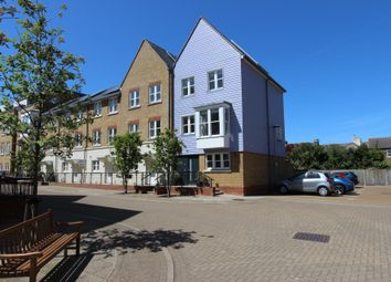 Thumbnail 3 bed end terrace house for sale in Out Downs, Deal