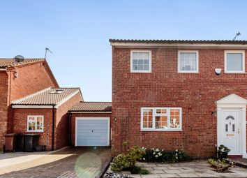 Thumbnail 2 bedroom semi-detached house for sale in Barnston Close, Luton, Luton