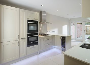 Thumbnail 4 bedroom town house for sale in Plot 5, Grove Road, Lymington, Hampshire