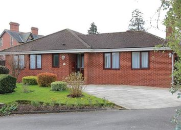 Thumbnail 3 bed detached bungalow for sale in Walford Road, Ross-On-Wye