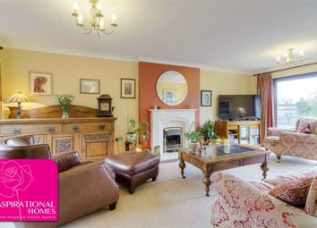 Thumbnail 4 bed detached house for sale in Viceroy Close, Raunds, Northamptonshire