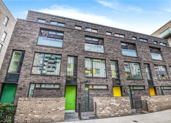 Thumbnail 4 bed terraced house for sale in Peartree Way, London