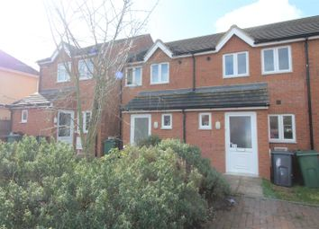 Thumbnail 2 bed terraced house to rent in Cromer Road, Finedon, Wellingborough
