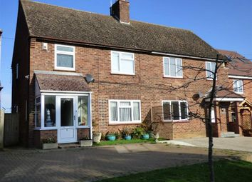 Thumbnail 4 bed semi-detached house for sale in South View, Whilton, Daventry