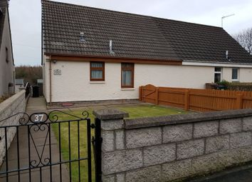 Thumbnail 1 bed bungalow to rent in 37 Tornashean Gardens, Dyce, Aberdeen