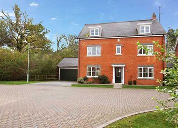 Thumbnail 5 bed detached house for sale in Hercules Road, Rendlesham, Woodbridge
