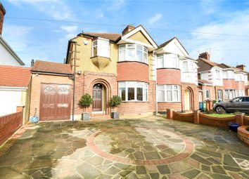 Thumbnail 3 bed semi-detached house for sale in Worple Way, Harrow, Middlesex