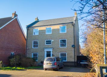 6 bed detached house for sale in Millhouse Walk, Great Cambourne, Cambourne, Cambridge CB23
