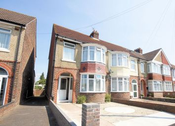Thumbnail 3 bed end terrace house for sale in Eastbourne Avenue, Gosport