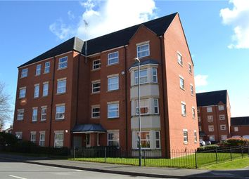 Thumbnail 2 bed flat for sale in Duckham Court, Coundon, Coventry, West Midlands