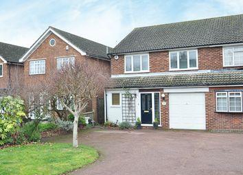 Thumbnail 3 bed semi-detached house for sale in Crofton Road, Farnborough, Orpington