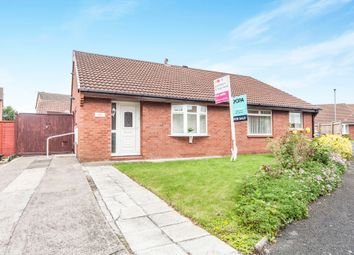 Thumbnail 2 bed semi-detached bungalow for sale in Saxonfield, Coulby Newham, Middlesbrough