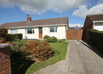Thumbnail 2 bed semi-detached bungalow for sale in Hooper Avenue, Wells