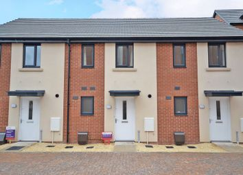 Thumbnail 2 bedroom terraced house to rent in Stylish New House, Bathstone Mews, Newport
